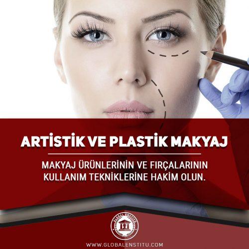 Artistik ve Plastik Makyaj