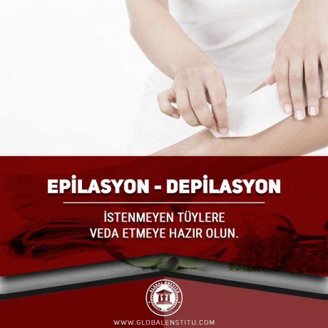 Epilasyon - Depilasyon