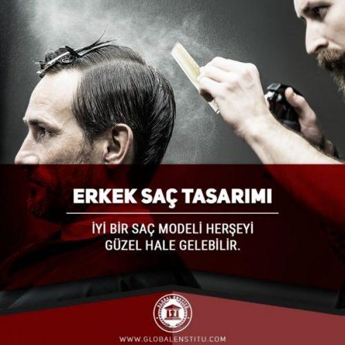 Erkek Saç Tasarımı