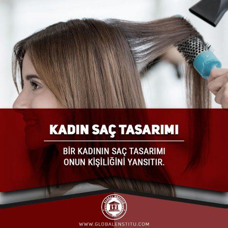 Kadın Saç Tasarımı