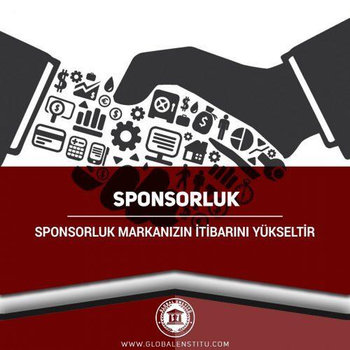Sponsorluk Sertifikalı Eğitim