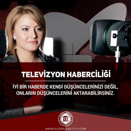 Televizyon Haberciliği