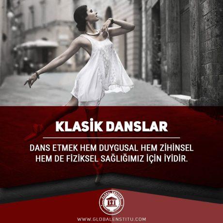 Klasik Danslar