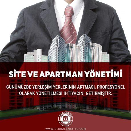 Site ve Apartman Yönetimi