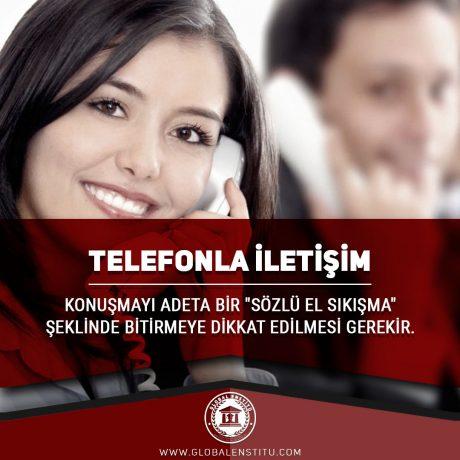 Telefonla İletişim