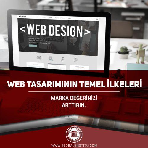 Web Tasarımın Temel ilkeleri