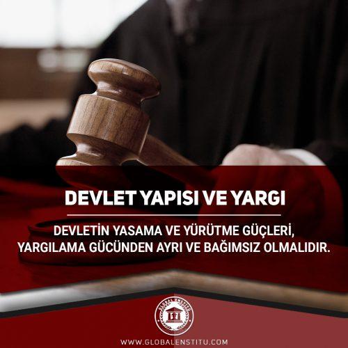 Devlet Yapısı ve Yargı