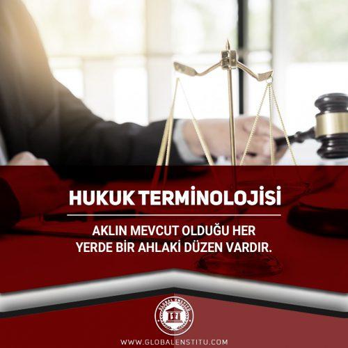 Hukuk Terminolojisi