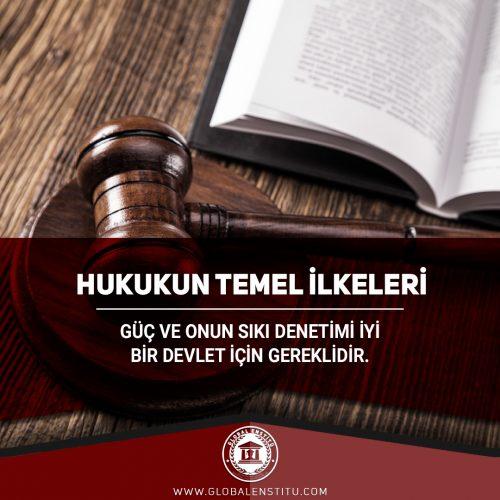 Hukukun Temel İlkeleri