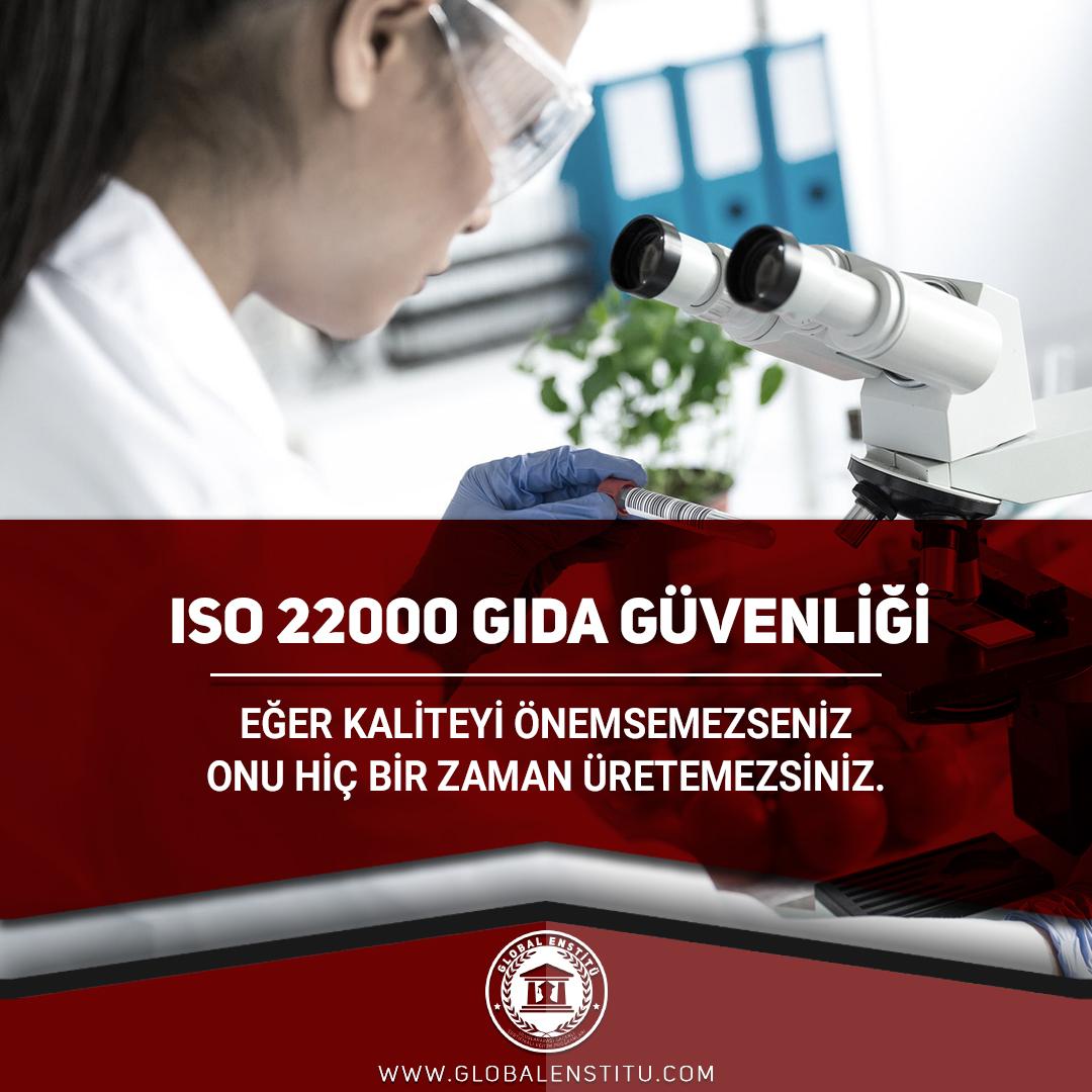 ISO 22000 Gıda Güvenliği