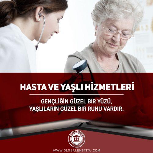 Hasta ve Yaşlı Hizmetleri