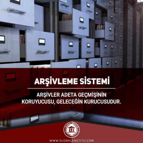 Arşivleme Sistemi