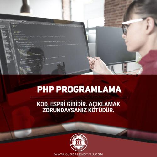 PHP Programlama